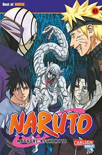 Amazon.com: Naruto 61 (German Edition) eBook: Masashi ...