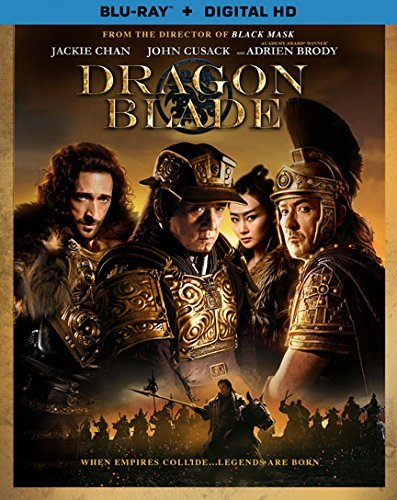Dragon Blade [Blu-ray + Digital HD]
