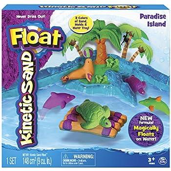 Kinetic Sand Float, Paradise Island