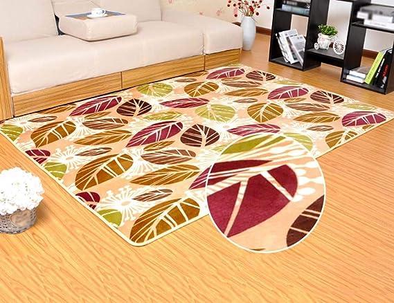 MJY2011 Alfombras Soft Coral Thick Floor Carpet/Non-Slip ...