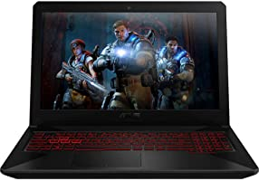 "Asus FX504GD-RS51 TUF Gaming Laptop 15.6"" Full HD, 8th-Gen Intel Core i5-8300H, GTX 1050, 8GB"