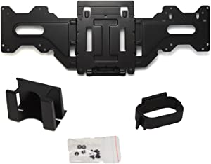 Aquamoon Trading New 9WMWY Genuine OEM Nib Wyse Mounting Bracket Fits P-Series and E2414 Monitor Fixed Stand Mount 920397-01L Bracket Hardware Kit Portrait Landscape Orientation Secure Monitor Height
