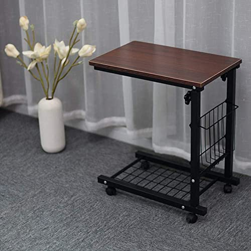Adjustable Sofa Side Table