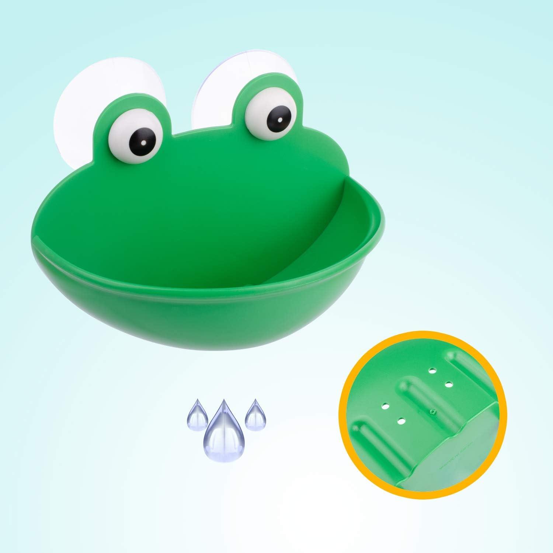 Rederdjskj Amphibian Aquatic Frog Habitat, Cute Fish Tank Decoration,  Suitable for Frog/Toad/Gecko/Tadpole/Turtle and Other Small Aquatic Animals