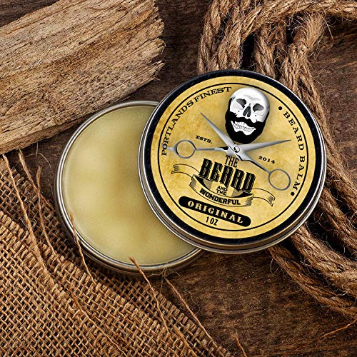 Buy beard balm on the market