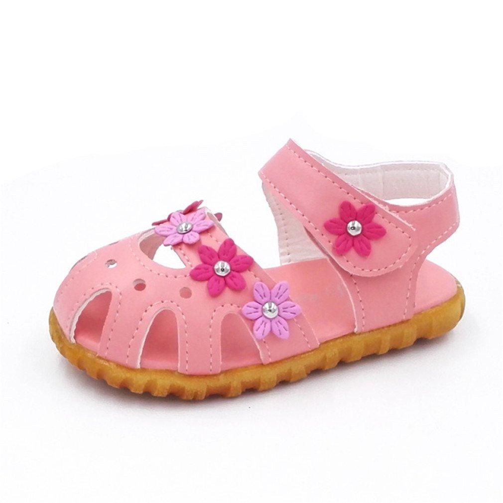 Amazon.com  Summer Baby Sandals Shoes Flower Soft Bottomsandals Shoes For  Baby Girls Sandals  Clothing