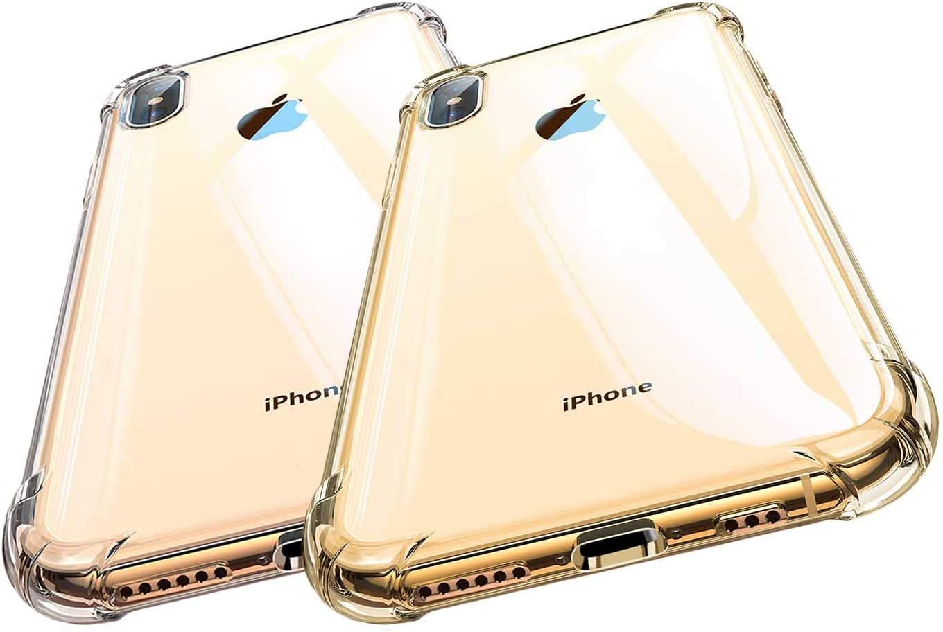 2-Pack Compatible with iPhone XR 6.1