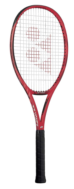 Yonex VCORE 100 16x19 (300g) Midplus テニスラケット ストリングカラー カスタマイズ可 (デニス シャポバロブ ラケット) 青 String 4 3/8\
