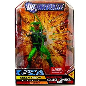 DC Universe Classics 75 Years of Super Power Green Arrow 6-Inch Scale Figure by DC Comics