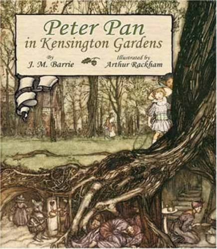peter pan in kensington gardens essays  gradesaver peter pan in kensington gardens study guide