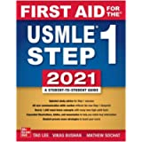 First Aid: for the USMLE Step One 2021, 31st Edition