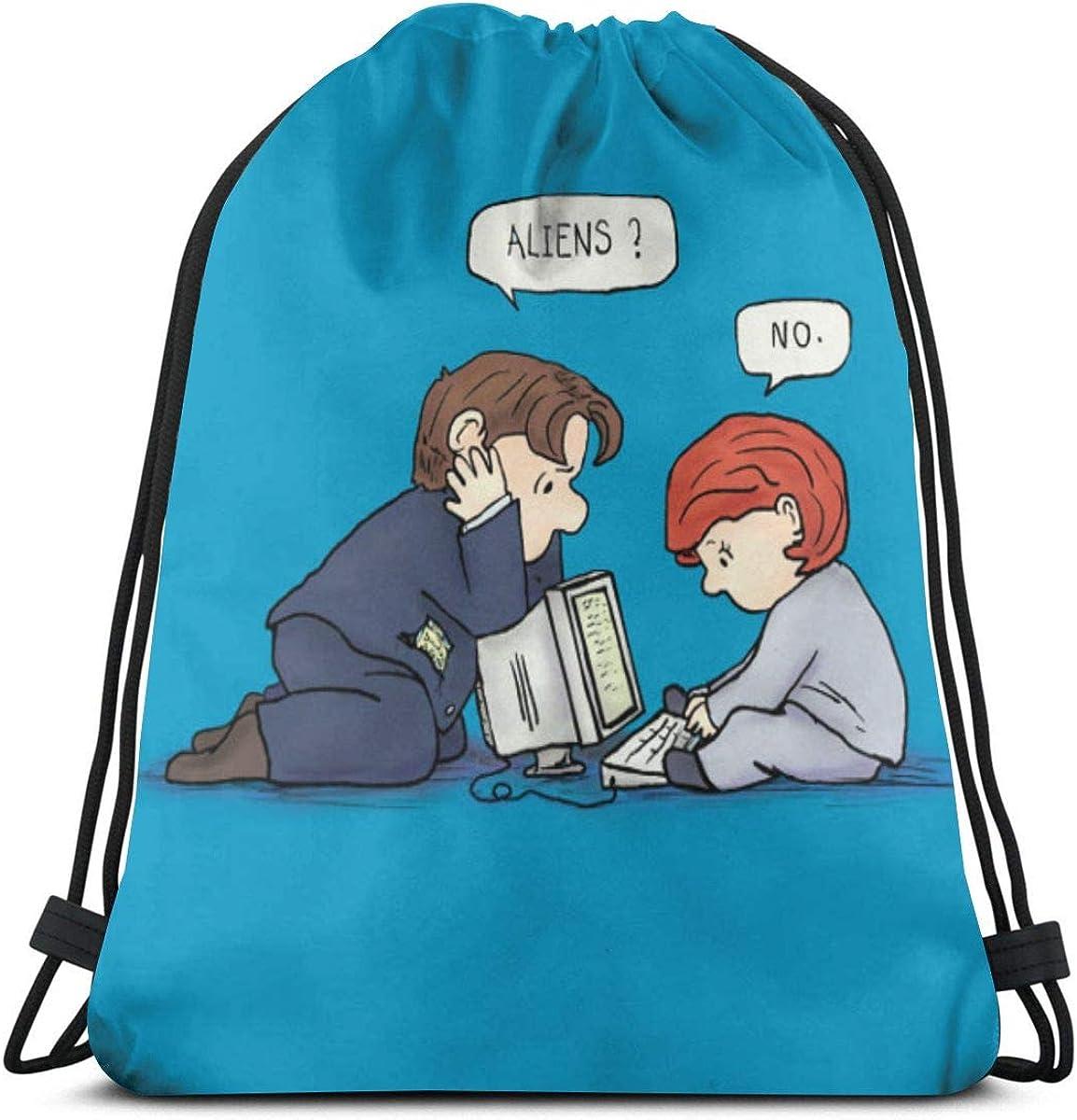 Unisex Kids Drawstring Waterproof Swim Sports Bag Schoolbag Backpack PE Gym Cute