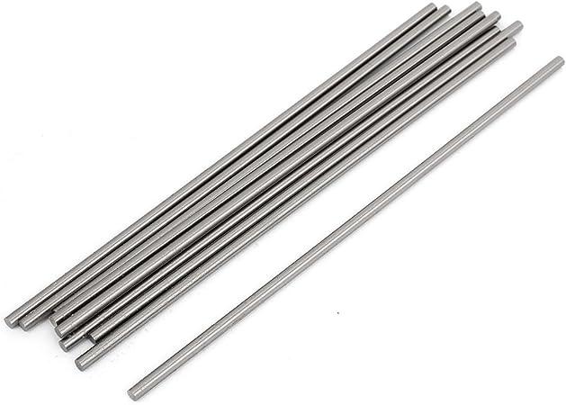 5pcs 8mm X 100mm Tungsten Carbide Rod Boring Bar Lathe Cnc TOOL MAKER Endmill