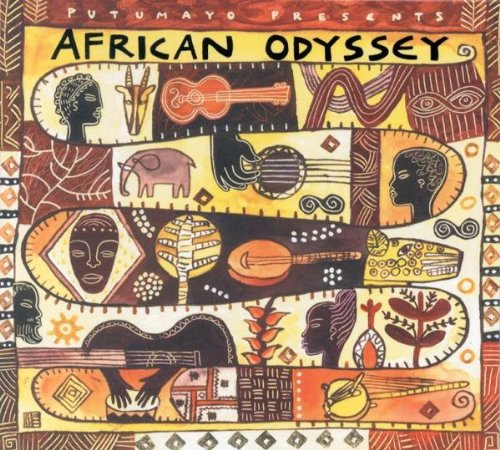 African Odyssey - Oliver Africa South
