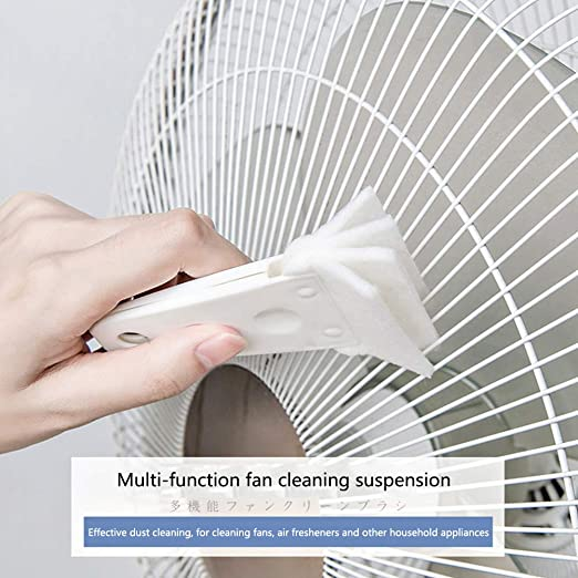 PENCIL2 Cepillo de Limpieza para Ventilador eléctrico, multifunción, Cepillo de Limpieza Manual para Teclado de ...