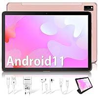 Blackview Tab10 Tablet 10.1 Pulgadas, Android 11 Ultrar-Rápido Tableta 5G WiFi 4G Dual SIM,4GB RAM 64GB ROM (TF 128GB…