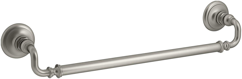 Kohlerアーティファクト18 in。タオルバー K-72567-BN 1 B00FOMHBQK Vibrant Brushed Nickel Vibrant Brushed Nickel