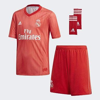 Unisex ni/ños adidas Real H Y Kit Conjunto