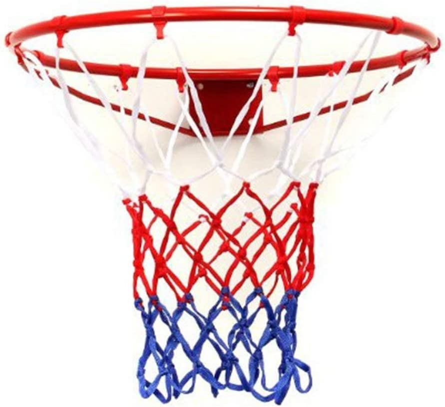 Plegables XCSSKG 2 Redes de Baloncesto para Todo Tipo de Clima para Adultos y Ni/ños