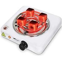 broil-master Cocina Eléctrica para Shisha - 1000W, con Regulador de Temperatura y…