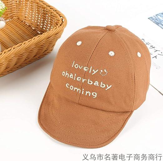 Sombrero para niños de 1-3 años de Edad, Hombres y Mujeres, Gorras ...