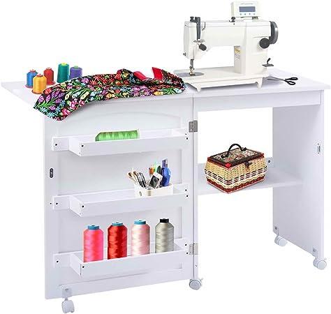 Mesa gabinete multifuncional plegable tabla mesa de máquina para ...