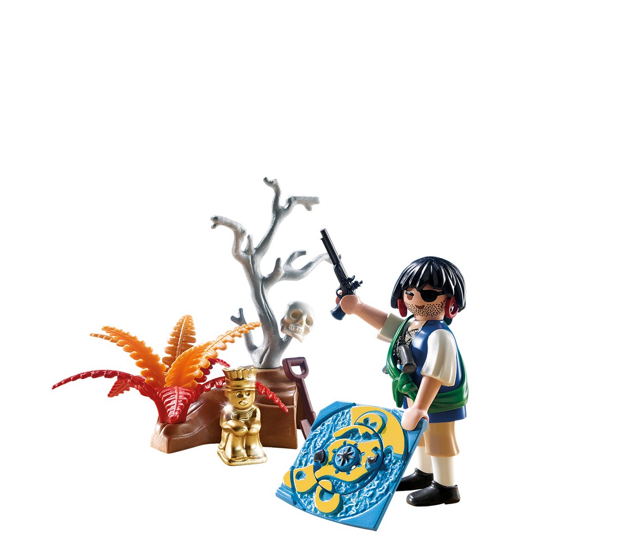 PLAYMOBIL Zookeeper with Alpaca Playmobil Cranbury 4944