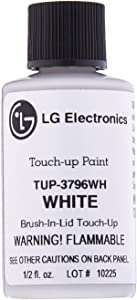 LG TUP-3796WH White Touchup Paint