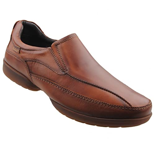 PikolinosVANCOUVER 02T-1 - Mocasines Hombre, color Marrón, talla 46: Amazon.es: Zapatos y complementos