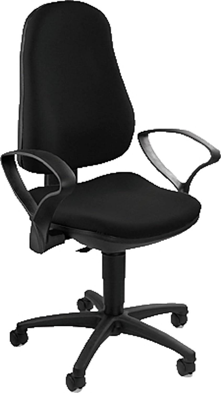 5 Star(TM) Bürostuhl ADMIRAL schwarz schwarz schwarz 2dd799