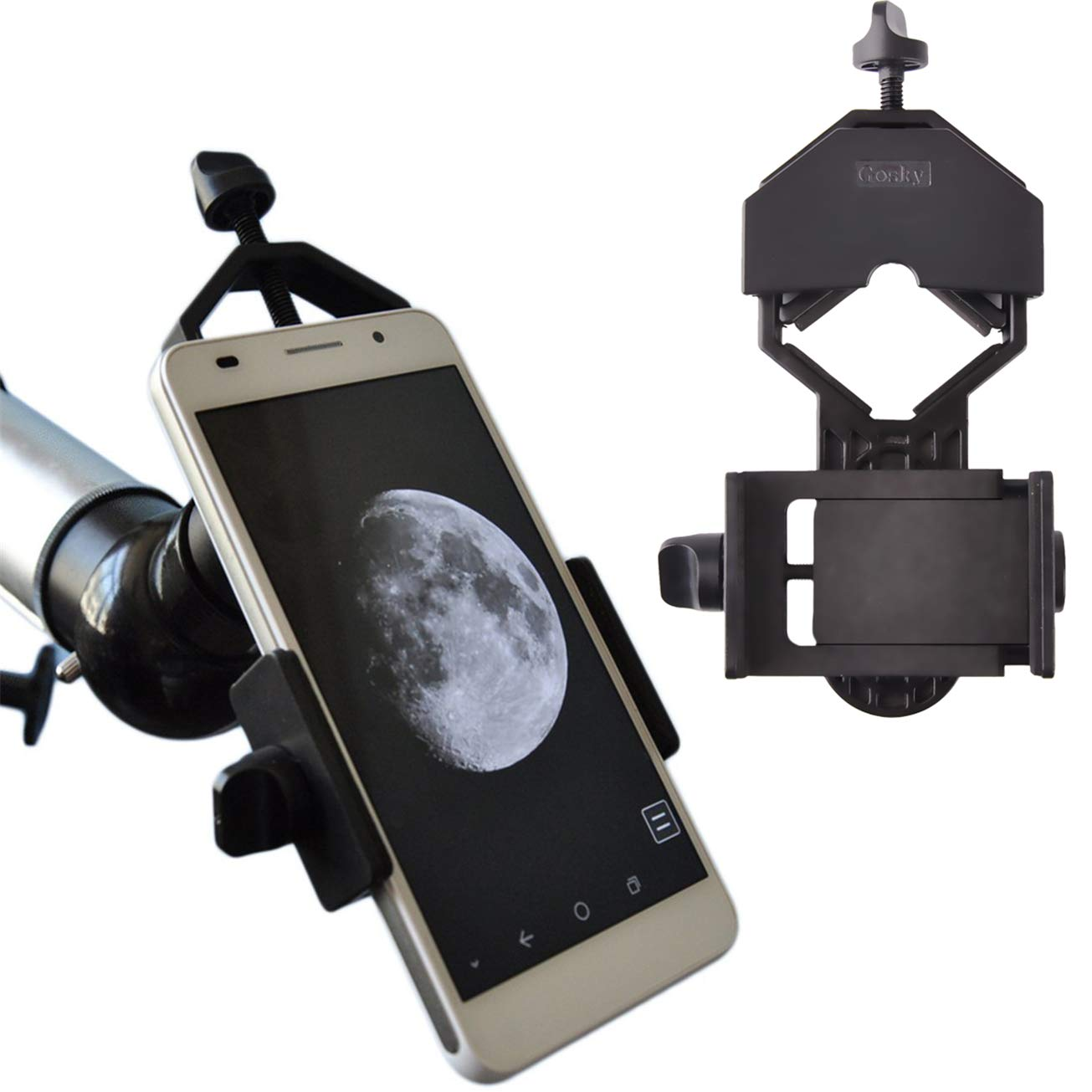 Gosky Camera Shutter Wire Control Smartphones Smartphones Adapter Mount Such as Universal Cell Phone Adapter Mount- Remove Vibration -Get Better Photos 4331908701