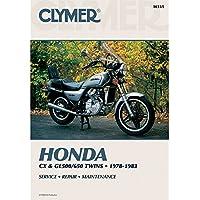 Clymer Honda CX & GL500/650 (1978-1983)