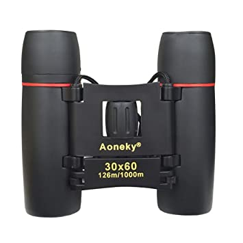 Review Mini Folding Compact Binoculars