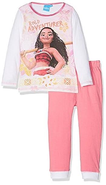 Disney Oceania Vaiana Moana pijamas Niña