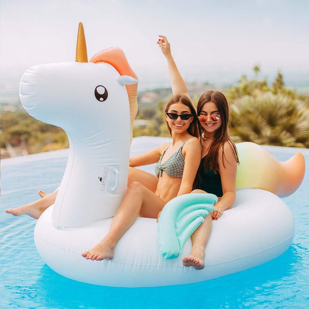 Flamingueo Raphael - Flotador Gigante Unicornio, Flotador Gigante ...
