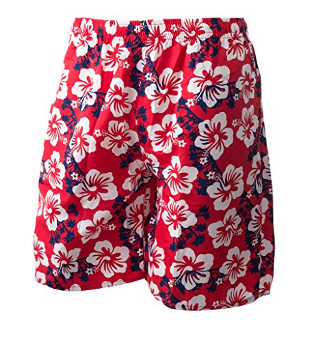Fun Basics Mens Cool Design Lightweight Bathing Suit (RUNS SMALL)(NEW (Microfiber Walkshort)