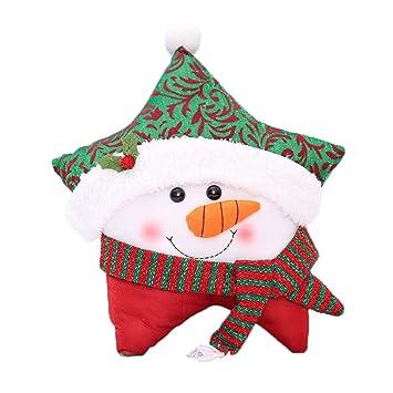 Amazon.com: RAINIE Love decorations-funny forma de estrella ...