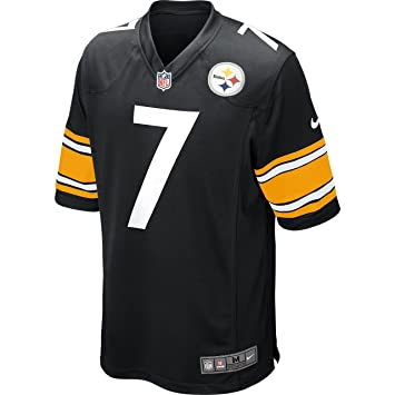 Nike Pit NFL Game Team JRSY - Camiseta, Hombre, (Black/Roethlisberger): Amazon.es: Deportes y aire libre