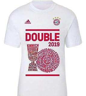 adidas T Shirt Deutscher Meister 2019
