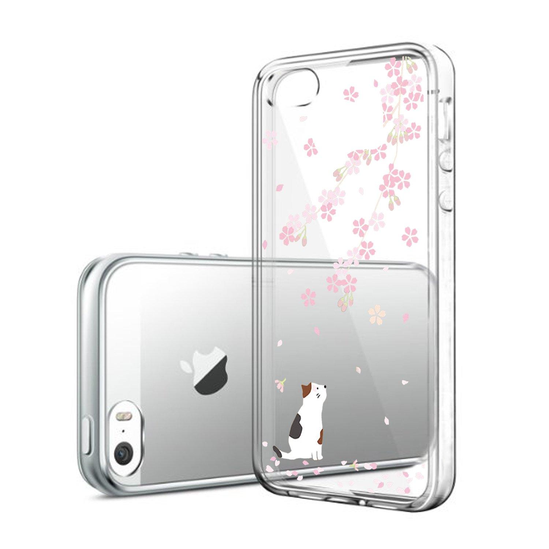 vanki compatible pour coque iphone 5/5s/se