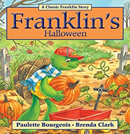 franklins halloween classic franklin stories book 13 by bourgeois paulette
