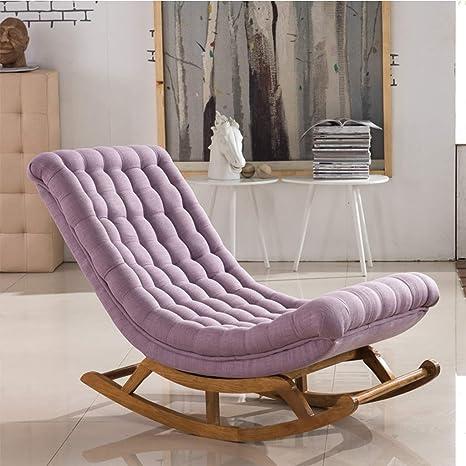 Amazon.com: HYYTY-Y 619-YY - Mecedora de cama (madera maciza ...