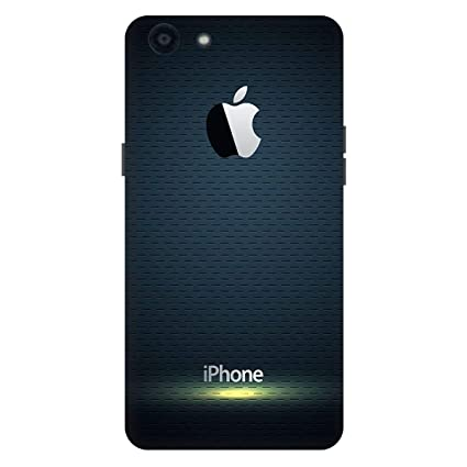 new concept cad52 7ee99 Artage Apple Logo Printed Polycarbonate Back Case Cover: Amazon.in ...