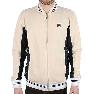 5f472deab24 Fila 684349 Sweat-Shirt Homme  Amazon.fr  Vêtements et accessoires