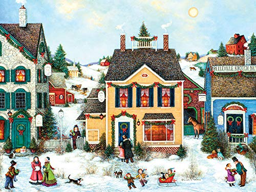 Cobble Hill Christmas Town