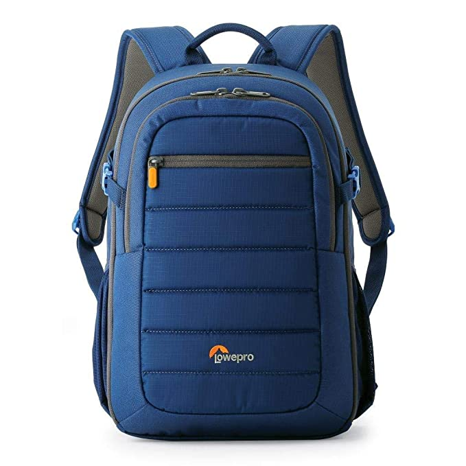 LowePro Tahoe BP 150. Lightweight Compact Camera Backpack for Cameras (Blue).