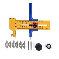 ATPWONZ Kreisschneider für Kreise von 1-15cm