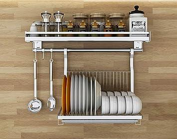 Escurridor de platos de 1 nivel Estante de cocina ...