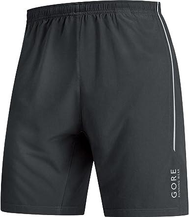 TALLA XXL. GORE WEAR, Hombre, Pantalones Cortos Transpirables para Correr, Gore R5 Light Shorts, 100159
