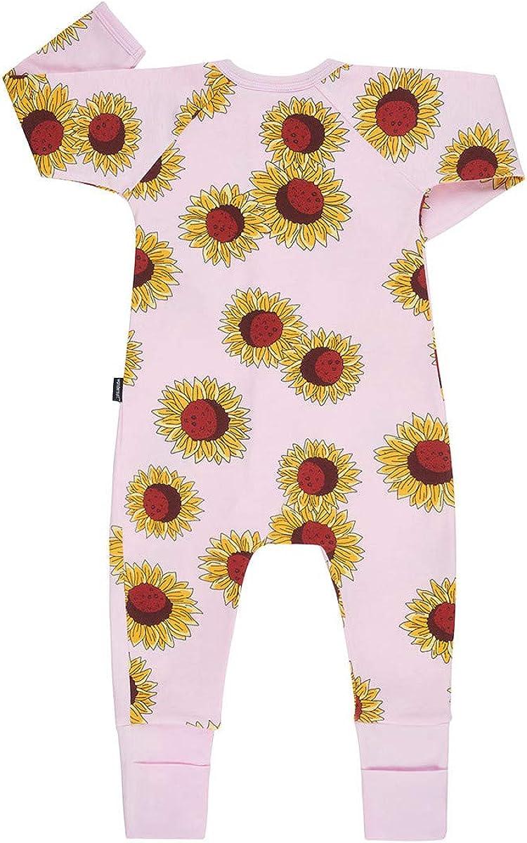 Bonds Zip Wondersuit Sunflower Power Pink